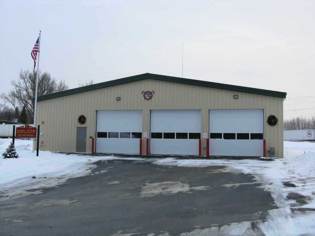 Sheldon Fire Station