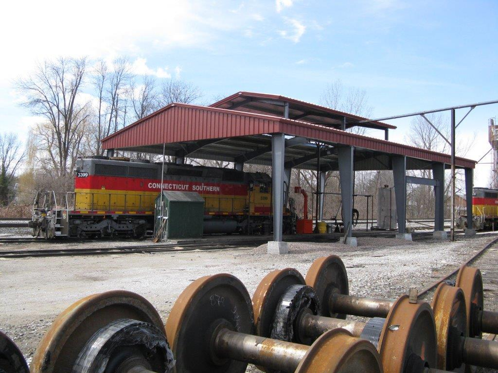 NECR Fuel Shed